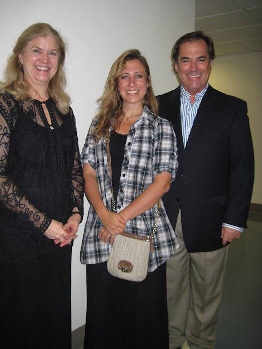 Kathy, Ingrid Fliter, Maximiano Valdes
