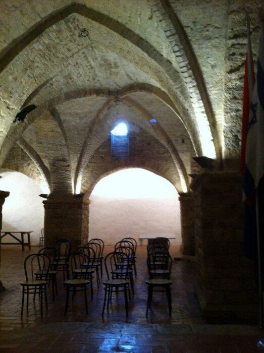 Sala di Volti - Assisi