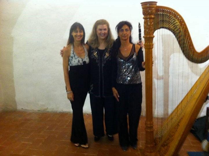 Elena Cecconi - Kathleen Jones - Paola Devoti