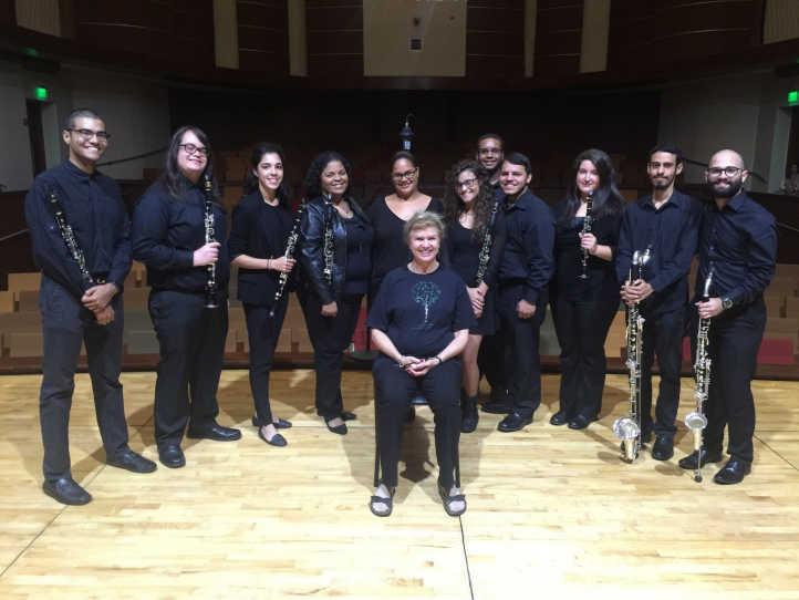 Coro de Clarinetes