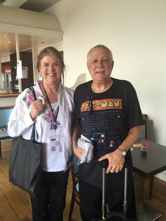 Kathy & Paquito D'Rivera