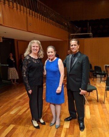 Ivonne Figueroa. Kathy Jones, Guillermo Figueroa