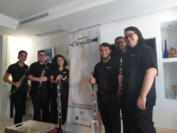 CMPR Coro de Clarinetes