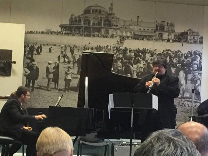 Jorge Montilla recital