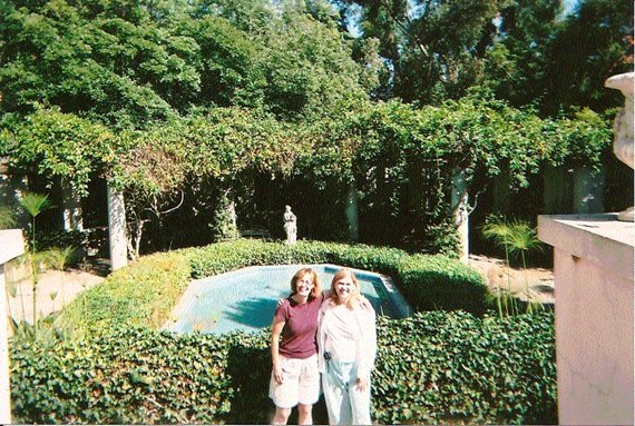 Kathy with Patty Massey