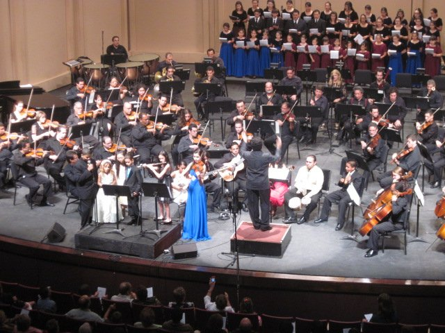 Three Kings Day concert 2010