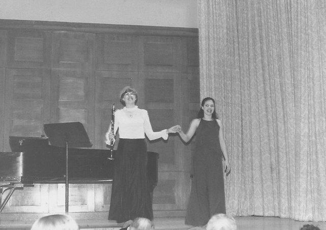Kathy and Ivonne Figueroa