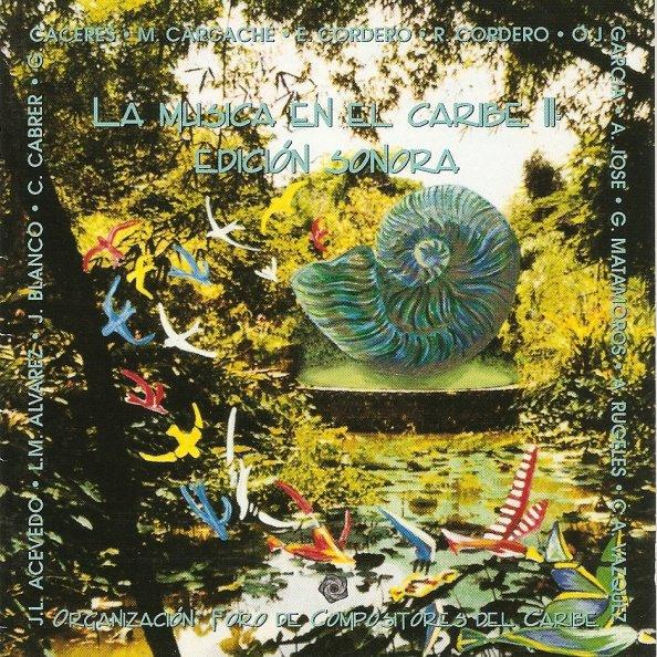 Sonata Boricuotica, by Carlos Alberto Vazquez