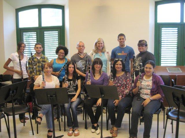 Teaching again at the CMPR!